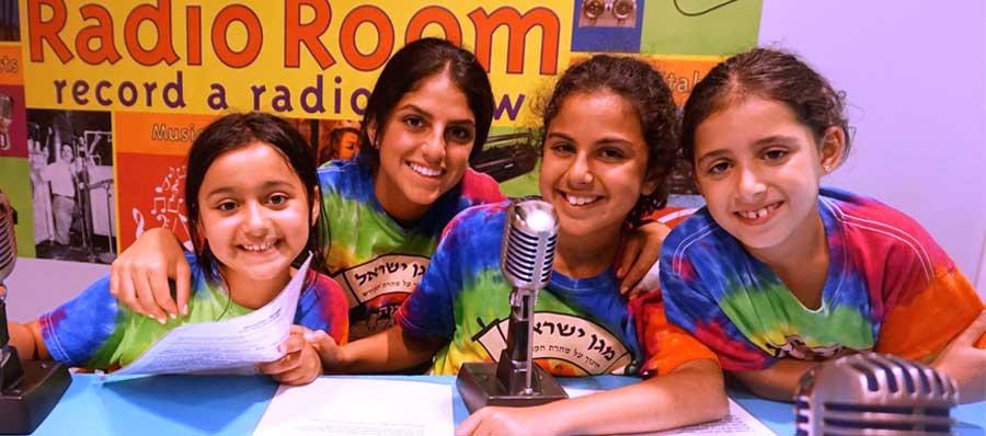 Magen Israel Summer Girls Camp