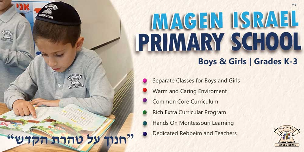 Magen Israel Jewish Primary School Great Neck