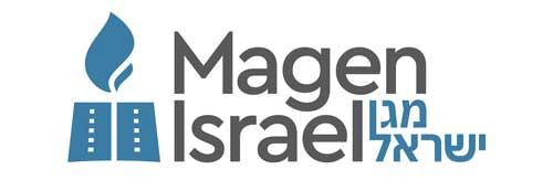 Magen Israel Logo