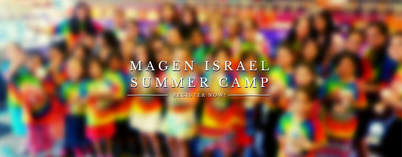 Magen Israel Summer Camp in Great Neck